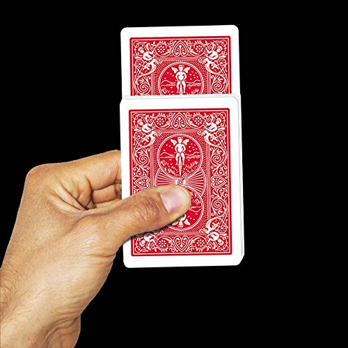 SOLOMAGIA Rising Cards Self-contained - Karten Tricks - Zaubertricks und Props