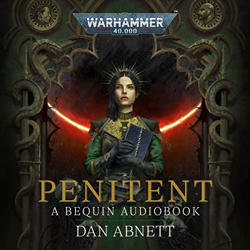 Penitent Audiobook By Dan Abnett cover art