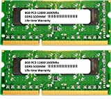16gb 2x8gb Ram Memory SODIMM For Dell Inspiron 15 (3521) LAPTOP Notebook