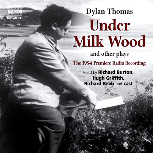 『Under Milk Wood and Other Plays』のカバーアート