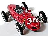 Ferrari 1961 156 F1 1:43 Escala de Fórmula 1 Vintage Race Car Edición Limitada Coches Coleccionista