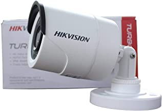 Hikvision DS-2CE16D1T-IR IR Bullet Camera,HD1080P CCTV Outdoor,White,2.8MM 3.6MM (Certified Refurbished)