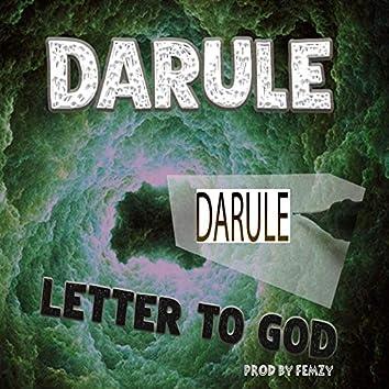 Letter to God (Remastered)