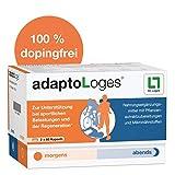 adaptoLoges Nahrungsergänzungsmittel für den Sport - 120 Kapseln, zur Unterstützung der Regeneration nach dem Sport