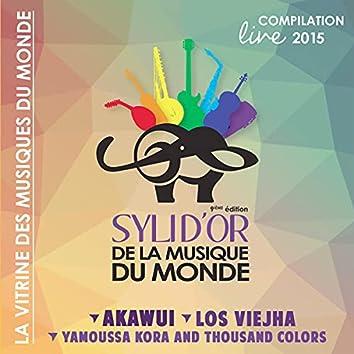 Les Syli d'Or  de la musique du monde 2015 - 9e édition (Live)