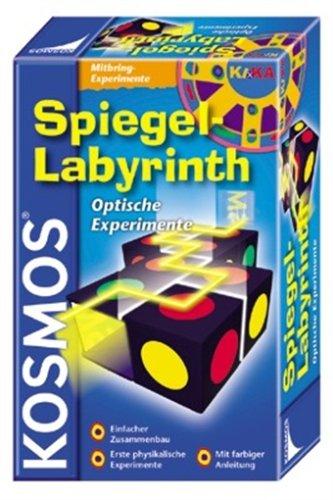 Kosmos - KI.KA - Spiegel-Labyrinth