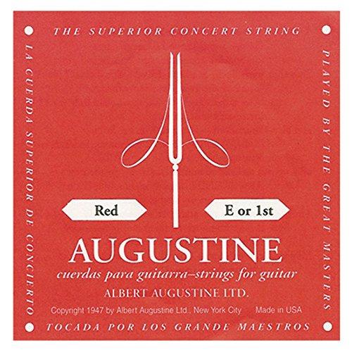 Agustine 7720Augustine Red Label Klassische Gitarre Saiten Set