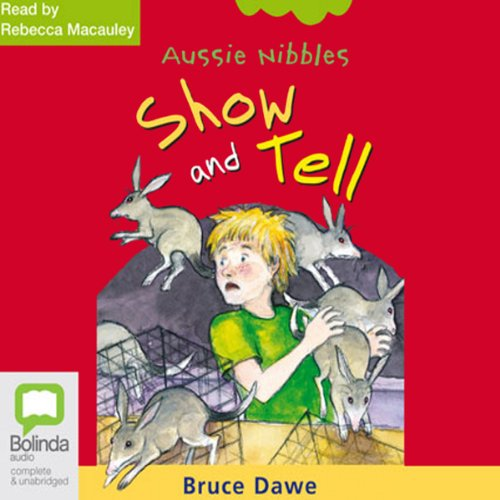 Show and Tell: Aussie Nibbles cover art