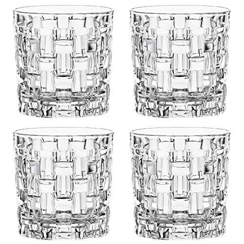 Spiegelau & Nachtmann Bossa Nova 103038 - Juego de 4 copas de cristal (8,9 cm)