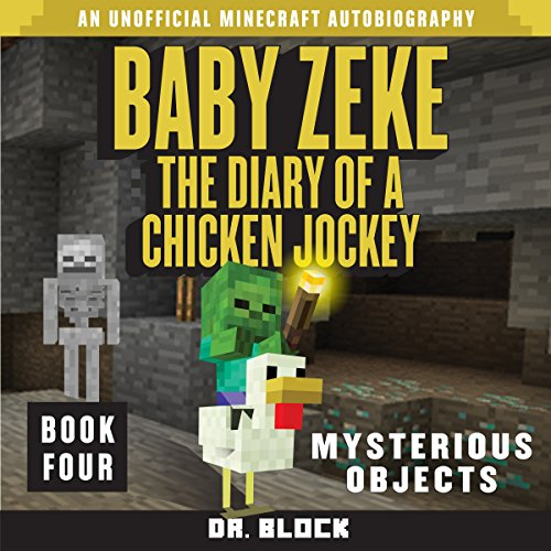 Baby Zeke: Mysterious Objects audiobook cover art