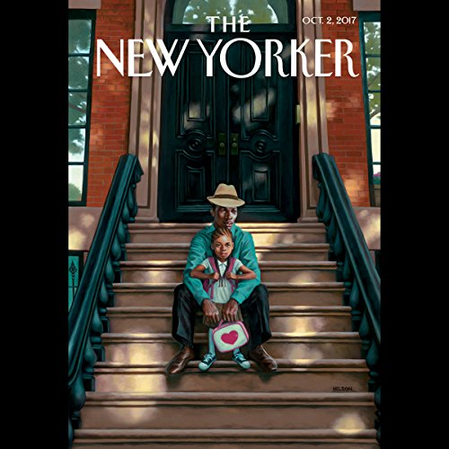 The New Yorker, October 2nd 2017 (Jia Tolentino, Hannah Beech, Peter Schjeldahl) cover art
