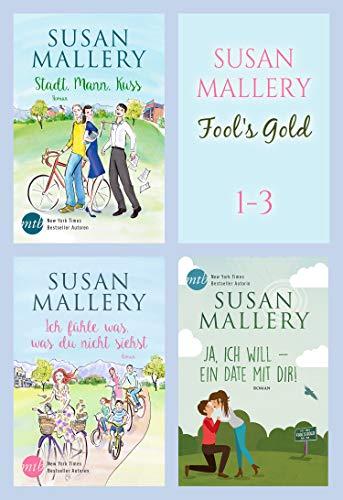 Susan Mallery - Fool's Gold 1-3 (eBundle)