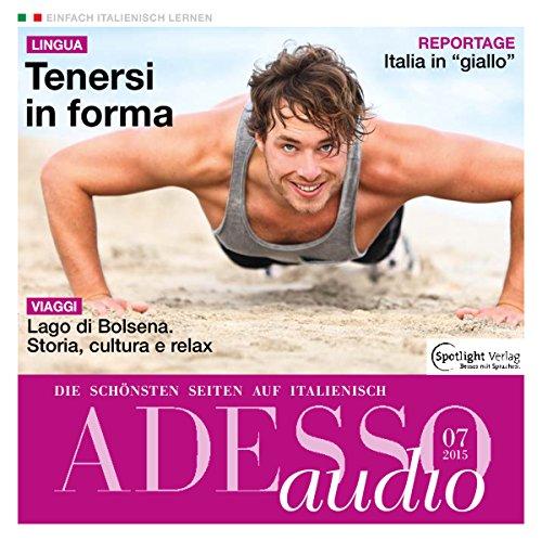 ADESSO audio - Tenersi in forma. 06/2015 audiobook cover art