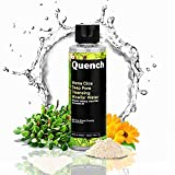 Quench Botanics Mama Cica Deep Pore Cleansing Micellar Water | For Gentle Cleansing and Makeup Removal | with Cica, Korean Ginseng, Lotus Root, Calendula, Tea Tree Leaf and Green Tea (145ml)