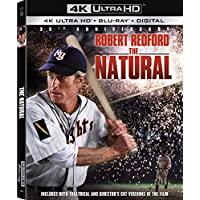 The Natural (4K Ultra HD + Blu-ray)