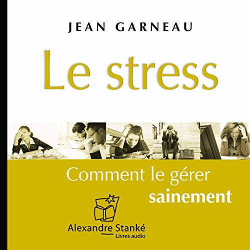 Le stress audiobook cover art