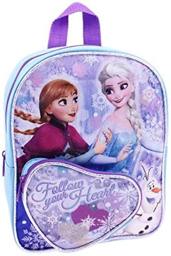 Disney Frozen FolFaible Your Heart Anna,Elsa,and Olaf 16 sac à dos-Brand nouveau by Disney