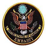 US Embassy Seal...image