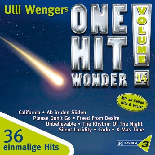 Bayern 3: Ulli Wengers One Hit Wonder, Vol. 14