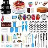 Cake Decorating Supplies, 507 PCS Cake...