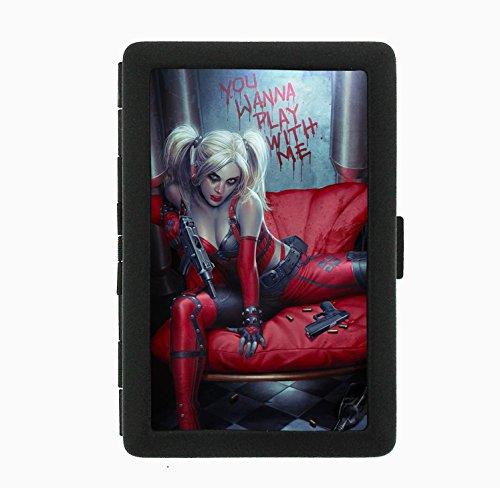 51509gQ0bKL Harley Quinn Wallets