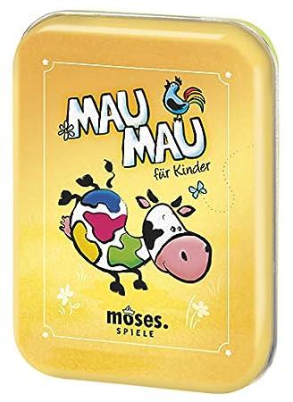 moses Mau-Mau