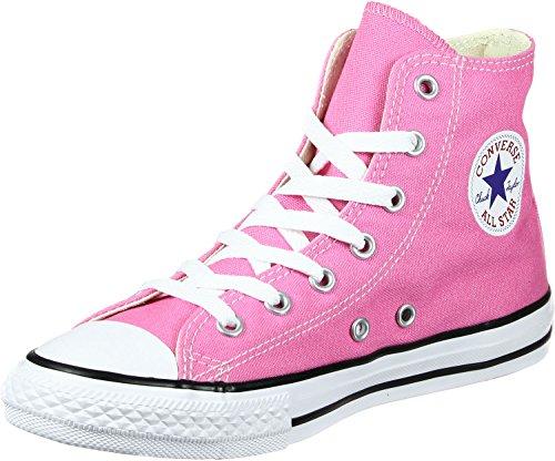Converse Chucks Kinder 3J234C AS HI CAN Pink Rosa, Groesse:34