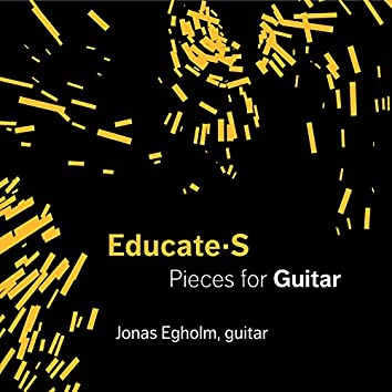 Educate-S: Pieces for Guitar