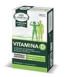 L'Angelica Integratore Vitamina D a Base di Vitamina D3, Con Vitamina K2 e Calcio, Favorisce il Mantenimento di Ossa Sane, Vegetariano, senza Glutine, senza Lattosio; Formato: 30 compresse