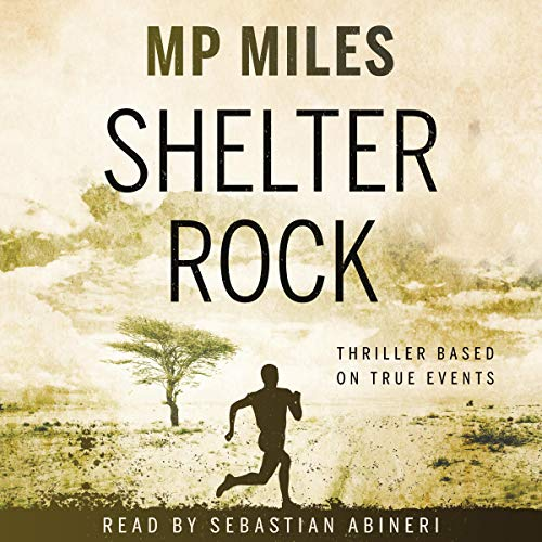 Shelter Rock audiobook cover art