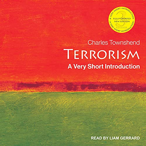 Terrorism (3rd Edition) Audiobook By Charles Townshend cover art