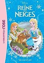 La Reine des Neiges 01 - Un nouvel ami de Walt Disney company