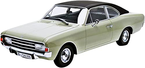 Opel Rekord C Coupe (grau) 1966
