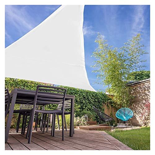 OZYN Impermeable Toldo Vela, Resistente Y Transpirable Vela Solar para Patio, Exteriores, Jardín, Terraza Y Balcón 90% Protección UV (Size : 2X2x2M)