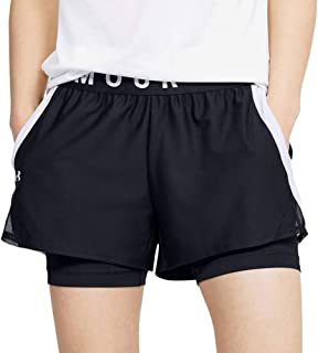 Under Armour womens Play Up 2-in-1 Shorts Shorts