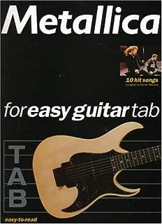 Metallica for Easy Guitar Tab