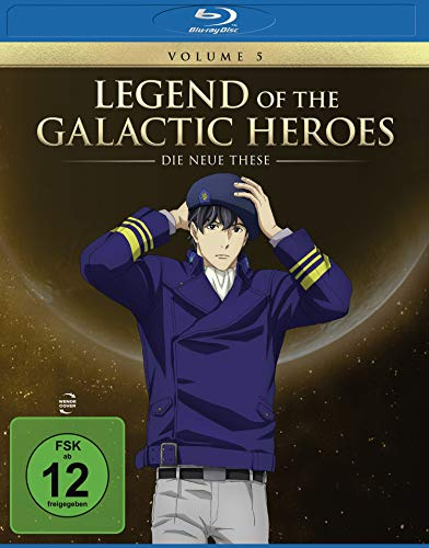 Legend of the Galactic Heroes: Die Neue These Vol.5 [Blu-ray]
