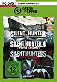 Silent Hunter 3-5 (Green Pepper) [Importación alemana]