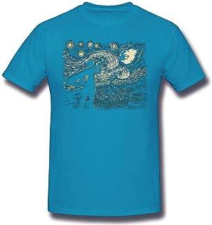 CHWEI Knitted Hat Men'S T Shirts Men Short Sleeve Casual T Shirt Men Fashion O Neck Cotton Tshirts Tee Top Casual Camping ...
