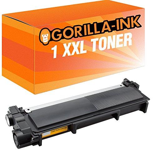 Gorilla-Ink 1x Toner XXL kompatibel mit Brother TN-2320 L2300D L2340DW L2360DN L2365DW L2700DW L2700DN L2720DW L2740DW L2500D L2520DW L2540DN L2560DW L2700DW