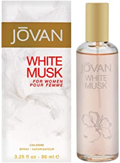 Jovan White Musk By Jovan For Women, Cologne Spray, 3.25-Ounce Bottle