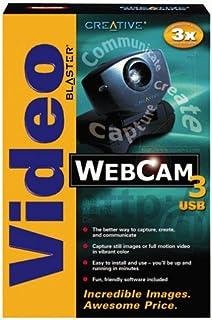 Creative Labs CT6840 USB Video Blaster Webcam III