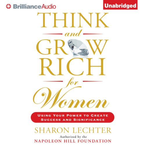 Think and Grow Rich for Women audiobook cover art