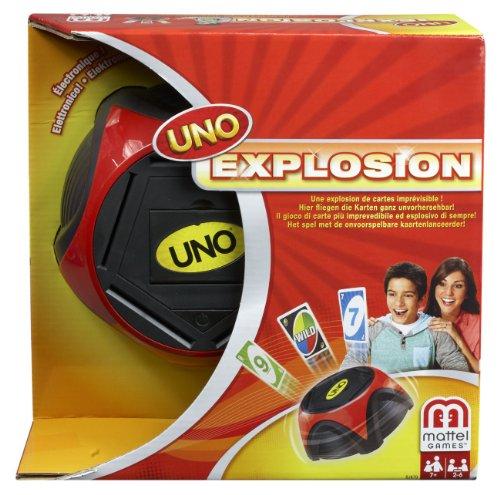 Mattel bJK79 uNO Explosion, Jeu