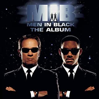Men In Black: The Album Soundtrack Edition (1997) Audio CD
