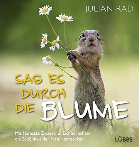 Sag es durch die Blume: Mit Hamster, Ziesel und Eichhörnchen die Schönheit der Natur entdecken