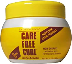 SoftSheen-Carson Care Free Curl Gel Activator 11.5 oz(Pack of 8)