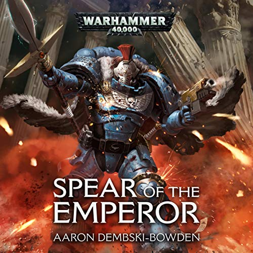 Spear of the Emperor audiobook cover art