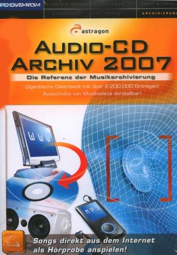 Audio CD Archiv Edition 2007