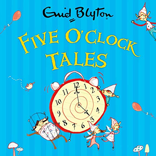 Five O'Clock Tales cover art